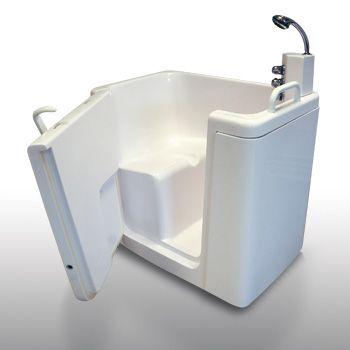 Oltre 20 migliori idee su piccolo spazio per il bagno su - Vasca da bagno per disabili agevolazioni ...