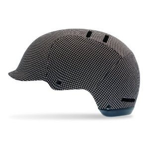 black and beige houndstooth | Giro Surface Multi-Sport Helmet (size M)