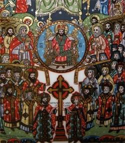 Romanian Icon
