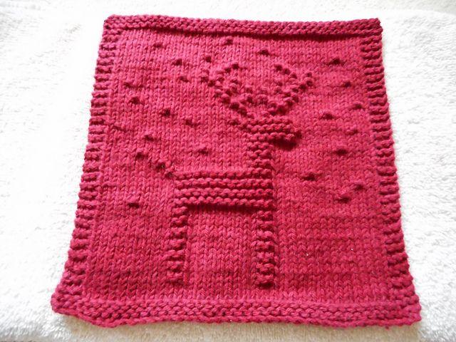 728 mejores imágenes de Knit squares & dishcloths en Pinterest ...