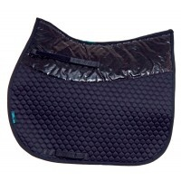 "SP16 - NuuMed HiWither anti-slip saddlepad with ""sticky"" on top."