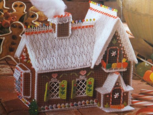 New in Plastic Canvas - Gingerbread House Decor Plastic Canvas Pattern Find this Pin and more on C: Crochet: Christmas by pyn s.. Plastic Canvas Holiday Patterns, Plastic Canvas Christmas - Page 1 Plastic Canvas - Popular Siamese, calico, tuxedo and tiger .