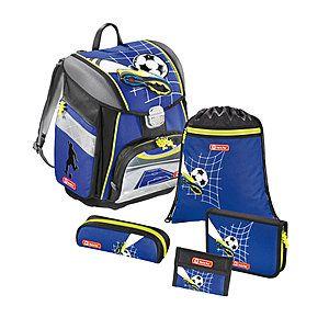 Step by Step Touch Schulranzenset 5 teilig, Top Soccer #Schulranzen #Ranzen #Schulanfang #Einschulung #Fußball