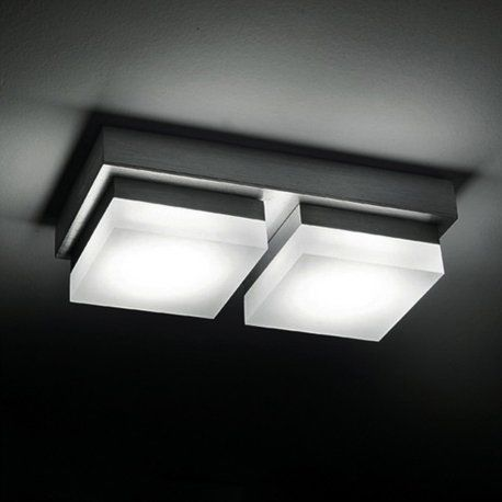 perfect lighting modern creative led flush mount light alu2026