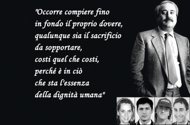 Capaci, 23 maggio 1992: le frasi di Giovanni Falcone per non dimenticare - Tgcom24
