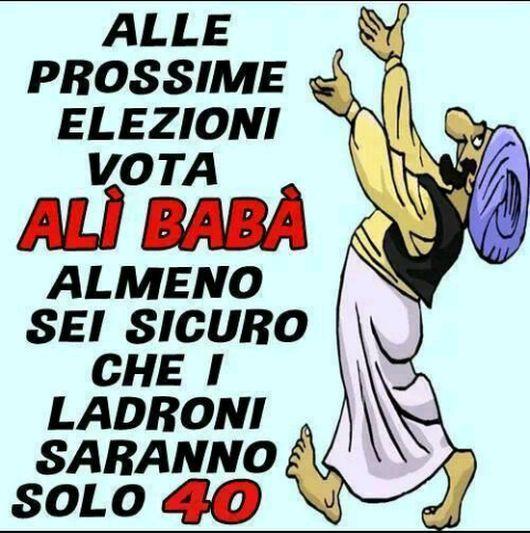 ALLE PROSSIME ELEZIONI...! - Assunta Saporito - Google+