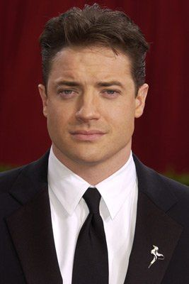 Brendan Fraser as Phury (Black Dagger Brotherhood, Vampire Warrior & Zsadist's Twin Brother)