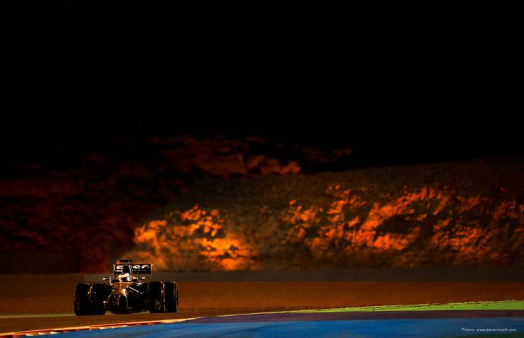 McLaren Formula 1 - The Bahrain Grand Prix, by Darren Heath