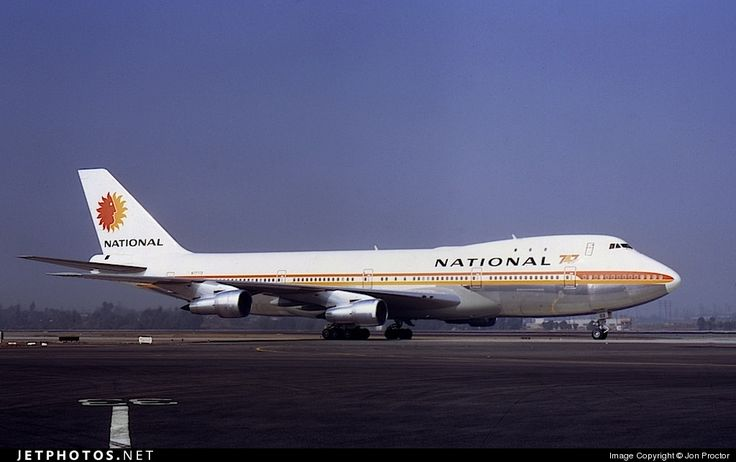 High quality photo of N77773 (CN: 19919) National Airlines Boeing 747-135 by Jon Proctor