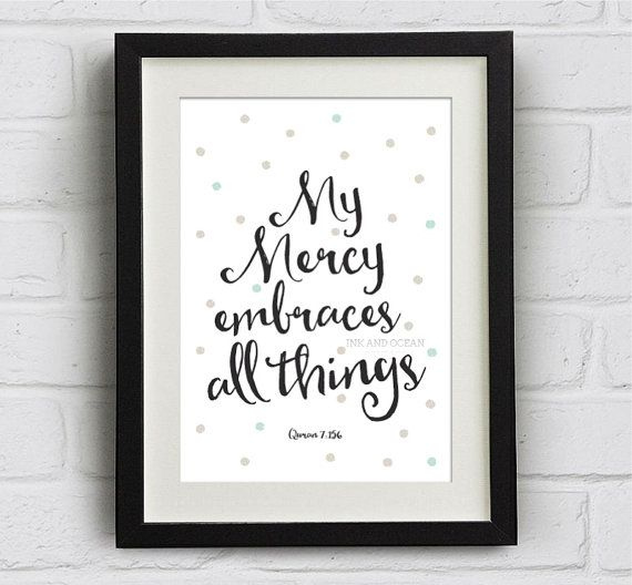 Hey, I found this really awesome Etsy listing at https://www.etsy.com/listing/224663532/print-islamic-quran-quote-typography-in