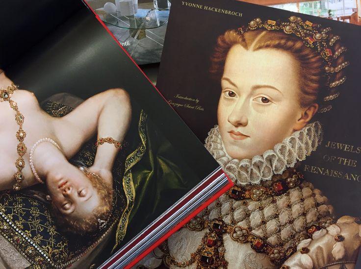 Jewels of the Renaissance, Yvonne Hackenbroch, Assouline