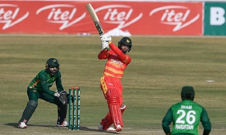 Zimbabwe Beat Pakistan In Super Over Superhero Super Pakistan