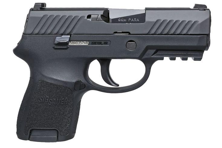SIG P320 subcompact