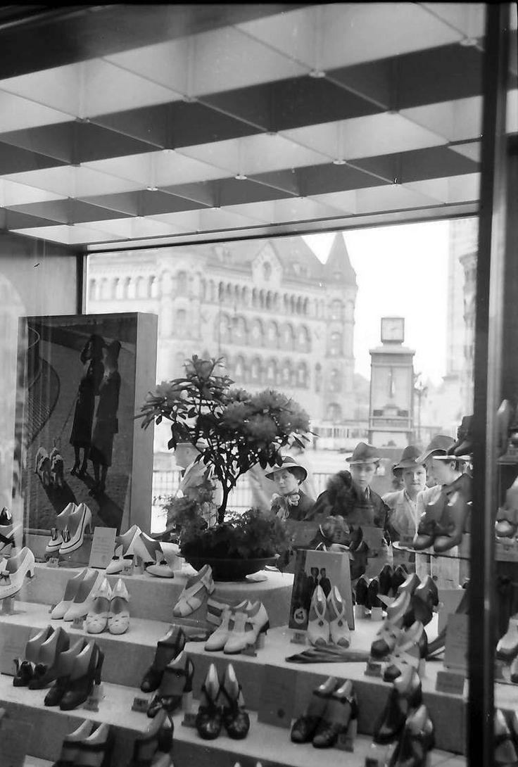 Berlin, Tauentziernstraße, 1939 (Bild: Deutsche Digitale Bibliothek, Willy Pragher