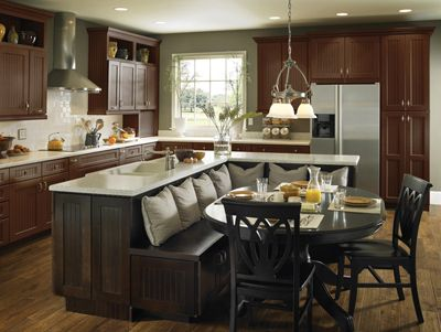 Country Style Kitchen Cabinets On Kitchen Example Displaying The Armstrong  Cabinet Style Town Country