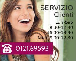 Un servizio clienti attento e gentile ti aiuterà nei tuoi acuisti su gemma boutique #maxmarashoponline
