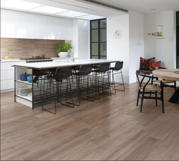 Znalezione obrazy dla zapytania płytki panele na podłogę i na ścianę w kuchni