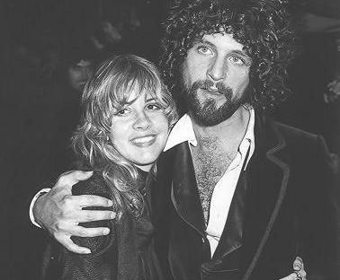 Stevie Nicks and Lindsay Buckingham