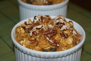 Little Bit of Everything: Pumpkin Oatmeal