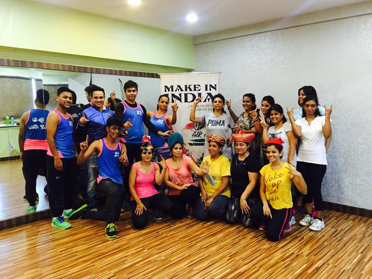 Our folk filled fitness sessions performed at BIO fitness, NIBM, Pune.  ‪#‎BIOfitness‬ ‪#‎fitness‬ ‪#‎folkdan…