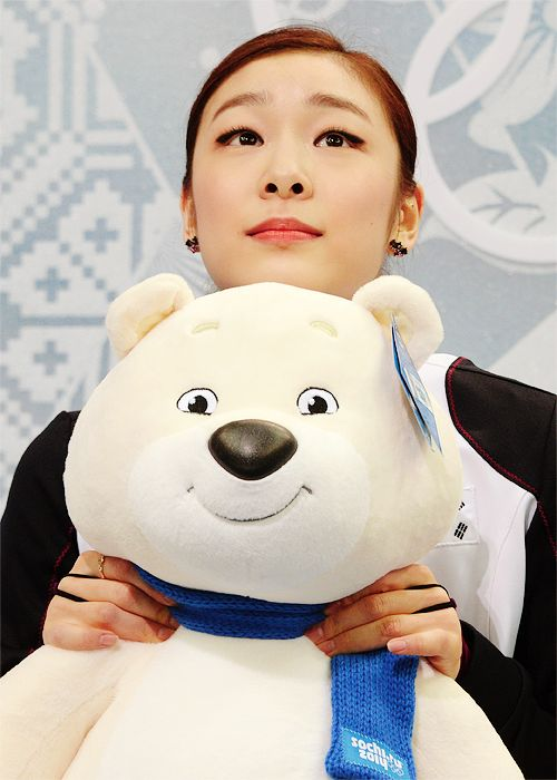 Yuna Kim - Sochi 2014