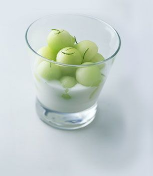 Find the recipe for Honeydew Melon in Coconut Milk and other coconut recipes at Epicurious.com
