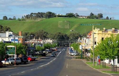 Casterton Main Street (Victoria, Australia)