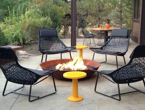Best Chairs For Fire Pit Cool Fire Pits Fire Pit Decor Fire Pit Furniture