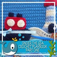 crochet quiet book part 1 pattern blog page 3 of 34 creative crochet ...