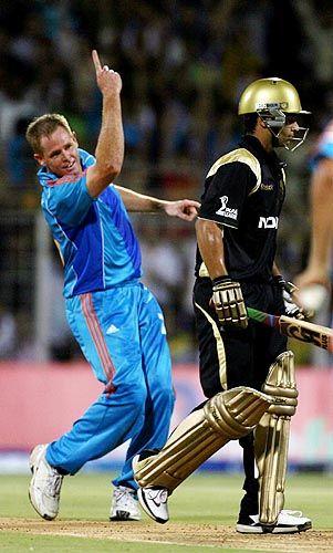 Shaun Pollock......South African cricketer ....