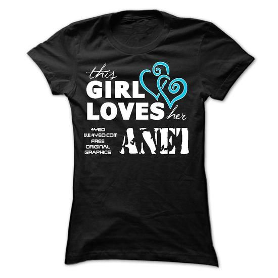 This girl loves her JANET - #man gift #hostess gift. SATISFACTION GUARANTEED => https://www.sunfrog.com/Names/This-girl-loves-her-JANET.html?68278
