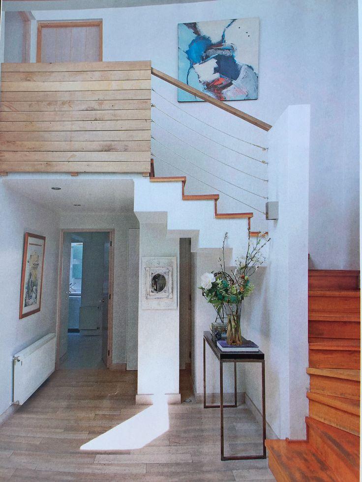 Acceso escalera