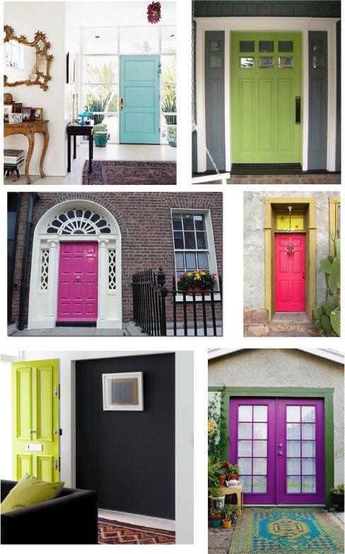 Great Front Door Colors 71 best front door ideas images on pinterest | front door colors