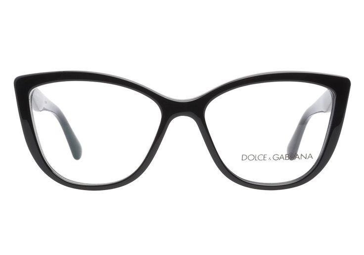 Dolce & Gabbana DG3138 501 Black from @CoastalDotCom