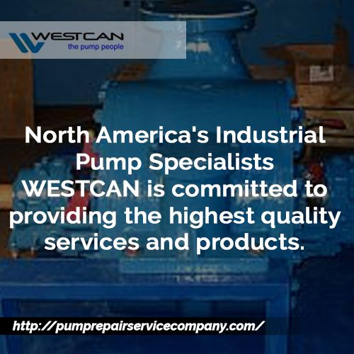 Looking for industrial pumps, pump parts, repairs, components or service? We are North America's industrial pump specialists. Visit our site.