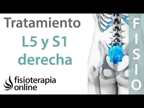 Hernia discal central a nivel L5-S1 | Fisioterapia Online