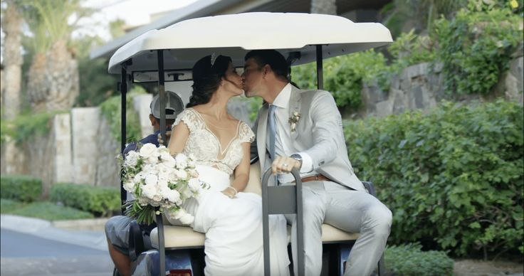 WATCH: Michael Phelps and Nicole Johnson's Official Wedding Video