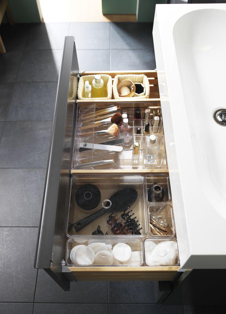 25 beste idee n over badkamer wastafel organisatie op pinterest badkamer opslag oplossingen - Badkamer organisatie ...