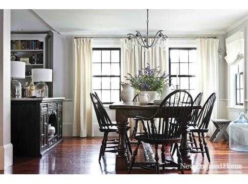 Designing Women New England Home Dining Room Pinterest Designing Wome