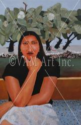 Artwork of the Day:  Description: Untitled – 01 Artist Name: Ashok Kumar Gopalan Size: 79x51 cms Medium: Acrylic on canvas Style: Figurative  See more at: http://www.vamartinc.com/Work_Details.aspx?WorkId=89  #vamartinc #artwork #ashok_kumar_gopalan #painting #acrylic_on_canvas #figurative #artforsale