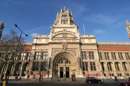Victoria & Albert Museum, London.
