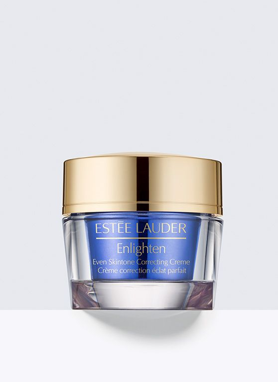 Enlighten, Even Skintone Correcting Creme - Intensely hydrating creme restores radiance immediately as it helps brighten the look of uneven tone with daily use. Tested and Proven: women said their skin felt softer and smoother—instantly. For all skintypes.