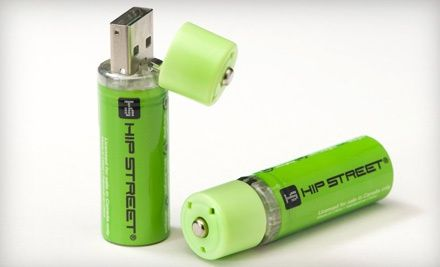 I really need this. It's a USB-Rechargeable AA Batteries.