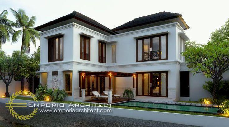 Modern | Exterior | Desain Villa Bpk Ishak | Bali | Emporio Architect