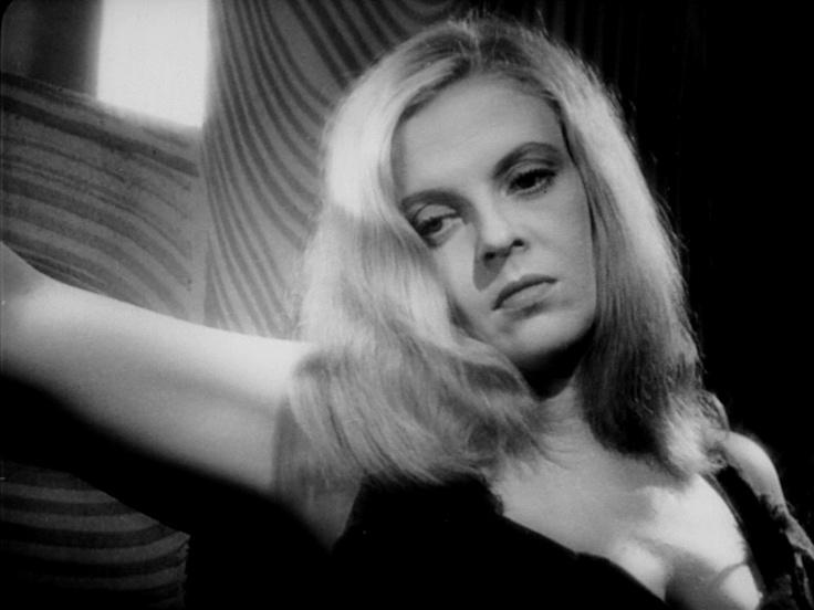 "Regina Linnanheimo in Teuvo Tulio's film ""Rakkauden risti"" ((The Cross Of Love 1946)"