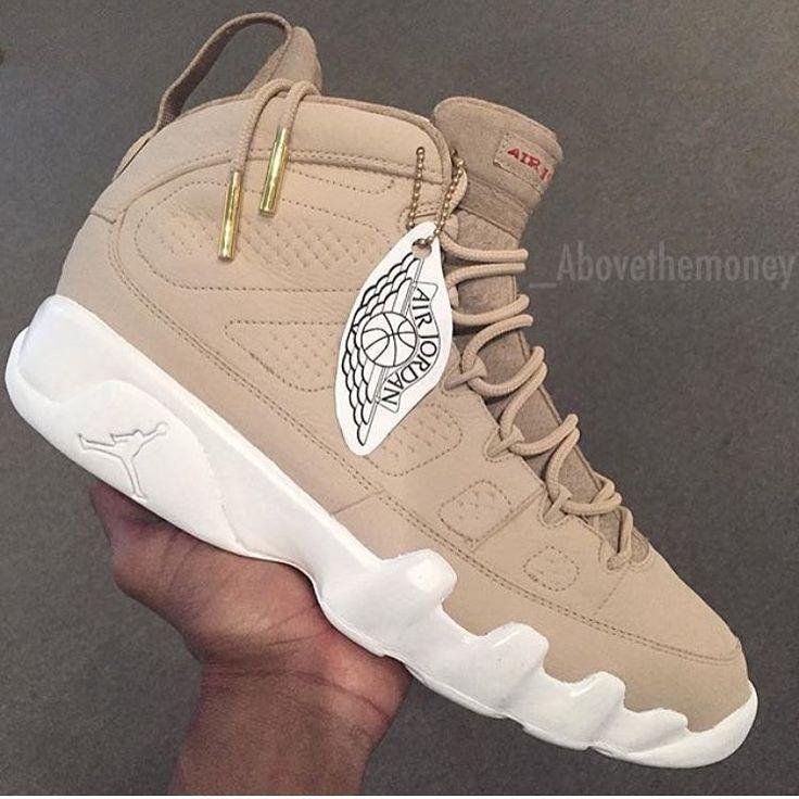 """Air Jordan 9 x Just Don """"Beach Custom"""""""