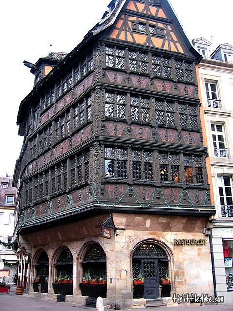 Maison Kammerzell,Strasbourg - France,by Lutika