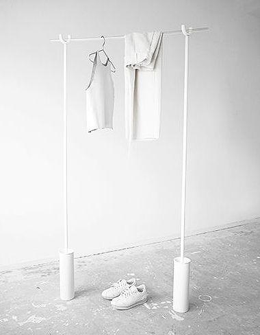 die besten 25 garderobe weiss ideen auf pinterest garderoben zum h ngen ikea. Black Bedroom Furniture Sets. Home Design Ideas