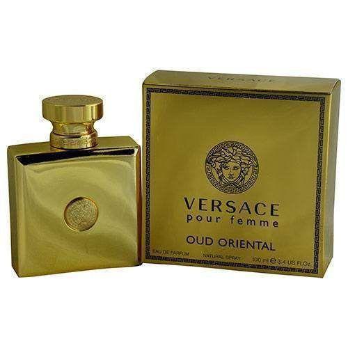 Versace Pour Femme Oud Oriental By Gianni Versace Eau De Parfum Spray 3.4 Oz