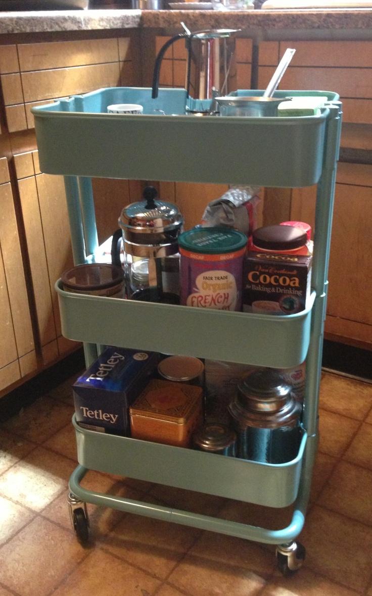48 best ideas about the studio on pinterest art studio for Tea trolley ikea